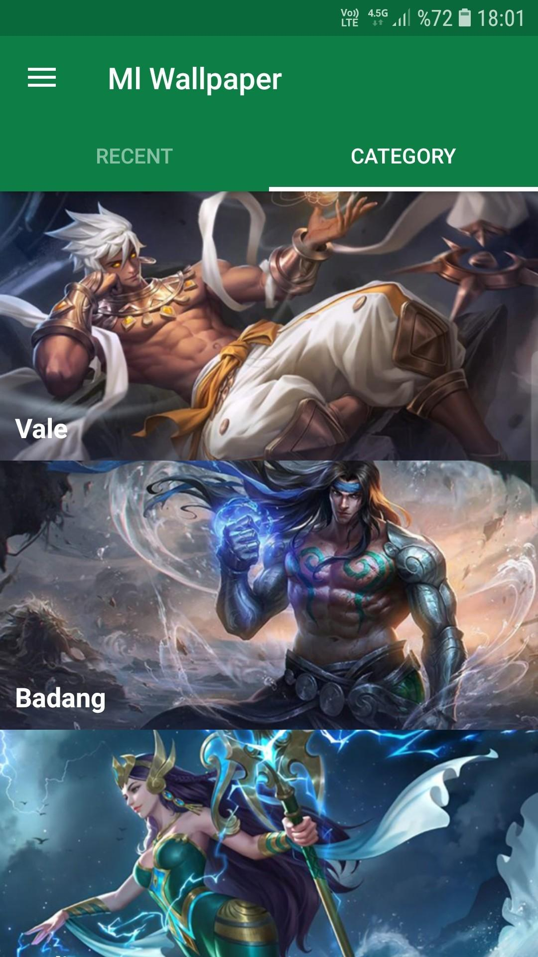Ml Wallpapers For Legends For Android Apk Download