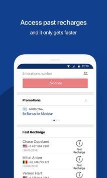 MobileRecharge: Mobile Top Up - Easy & Fast Refill screenshot 7