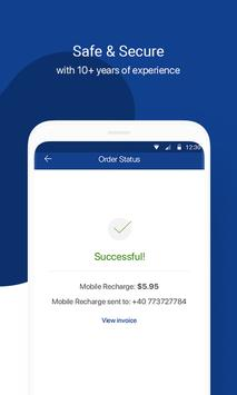 MobileRecharge: Mobile Top Up - Easy & Fast Refill screenshot 2