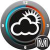 Weather Clock 图标