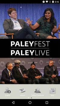 Paley Center TV Fan Connection poster