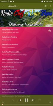 Radio Chef şi Voie Bună - Petrecaretzu screenshot 1