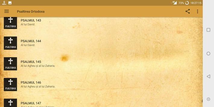 Psaltirea Ortodoxă スクリーンショット 7
