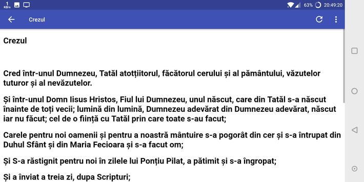 Rugăciuni Creştine Ortodoxe screenshot 5