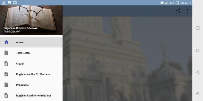 Rugăciuni Creştine Ortodoxe screenshot 6