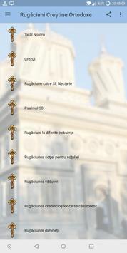 Rugăciuni Creştine Ortodoxe poster
