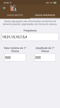 KEstatística screenshot 2