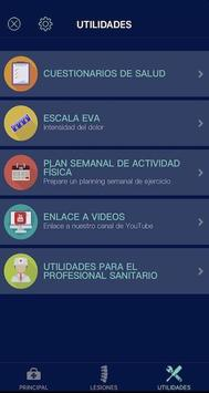 Escuela de Espalda screenshot 2