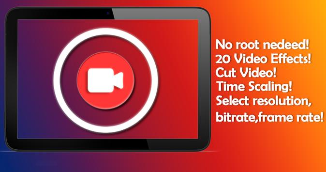 android screen recorder apk no root
