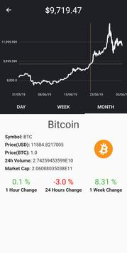 Crypto Price screenshot 1