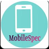 MobileSpec - Mobile Phone Full Specification  Icon