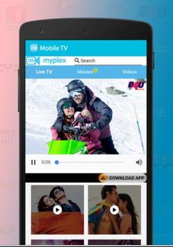 MobileTV Palestine captura de pantalla 2