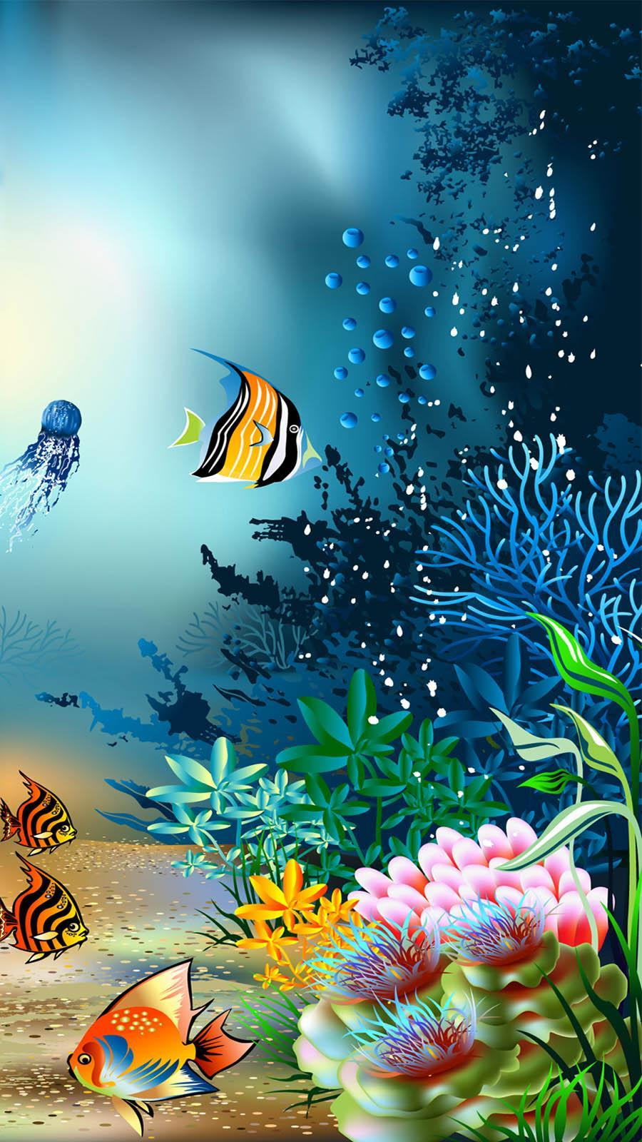 Coral Reef Wallpaper 4k Ultra Hd For Android Apk Download