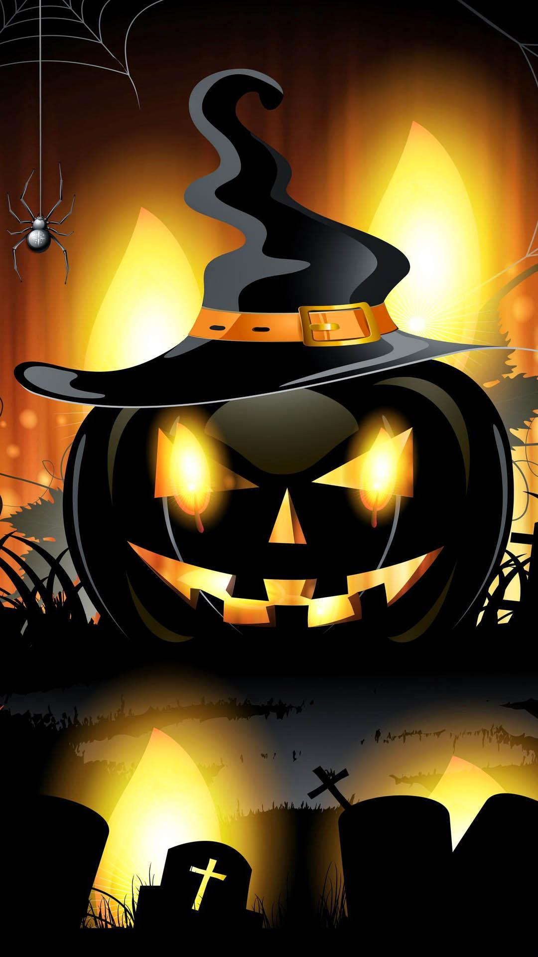 Halloween Wallpaper 4k Ultra Hd For Android Apk Download
