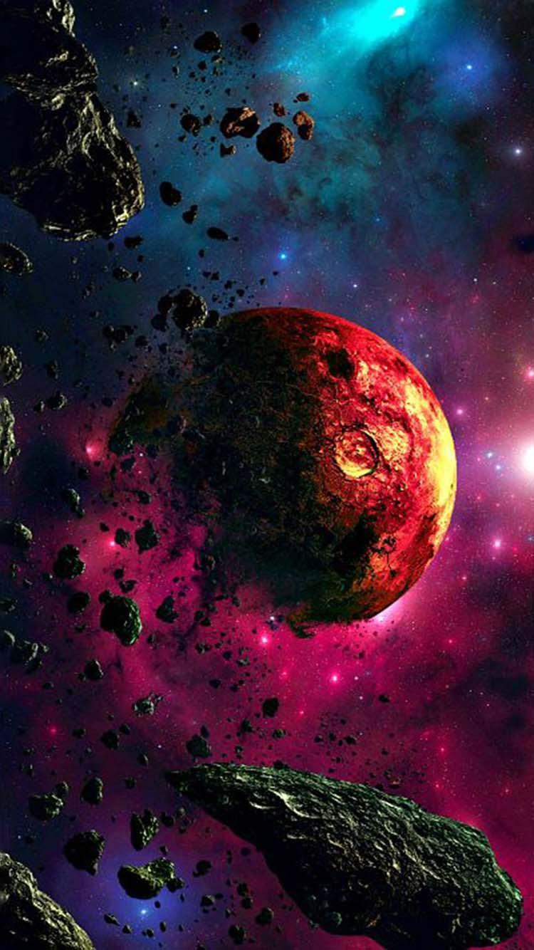 Space Wallpaper (4K Ultra HD) for Android - APK Download