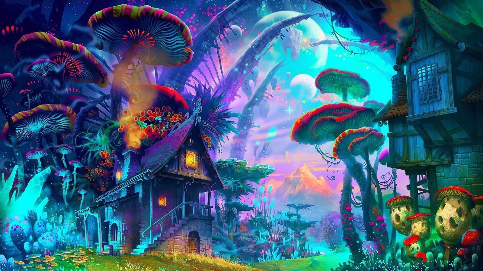 Psychedelic Wallpaper 4k Ultra Hd For Android Apk Download