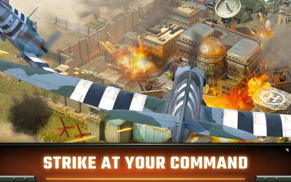 World War Rising पोस्टर