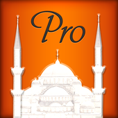 Ezan Vakti Pro - Azan, Prayer Times, & Quran icon