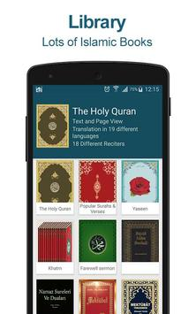 Ezan Vakti Pro - Azan, Prayer Times, & Quran screenshot 3