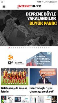 İnternet Haber poster