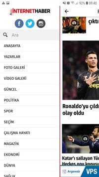 İnternet Haber screenshot 1