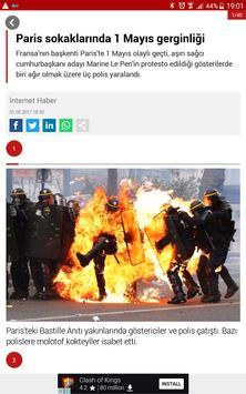 İnternet Haber screenshot 9