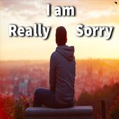 I am really sorry icon