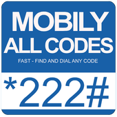 Mobily All Codes icon