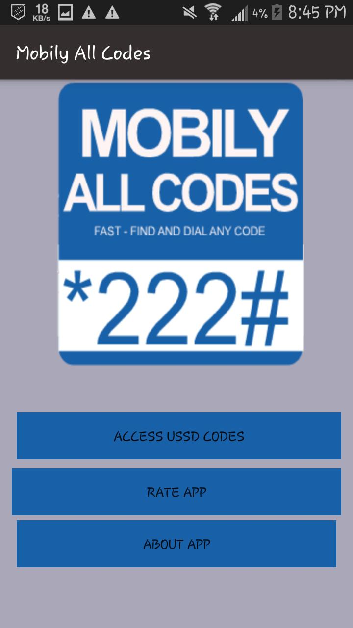 Mobily All Codes for Android - APK Download