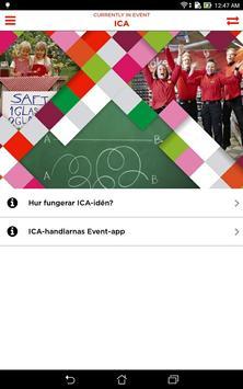 ICA-handlarnas Event screenshot 4