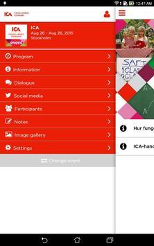 ICA-handlarnas Event screenshot 5