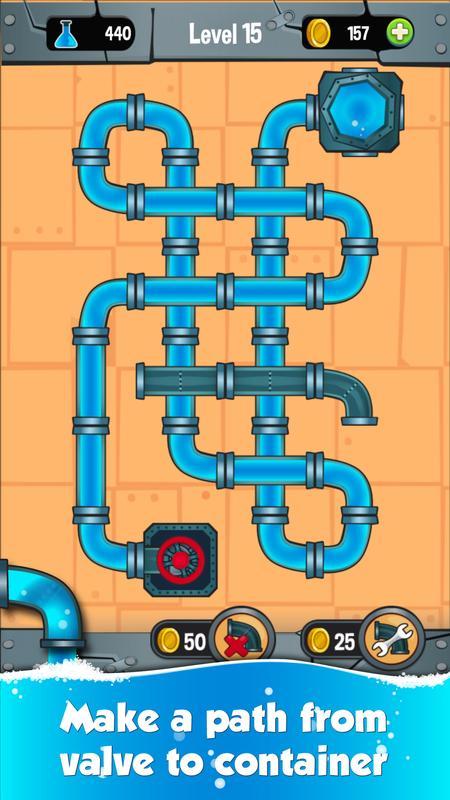 Water Pipes Original screenshot 2