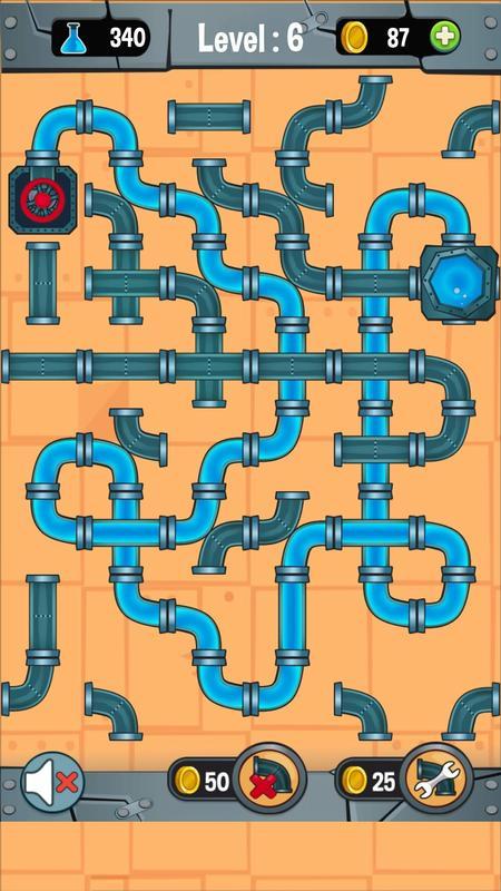 Water Pipes Original screenshot 3