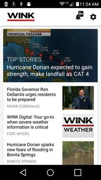 WINK News poster