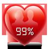 prueba de amor icono