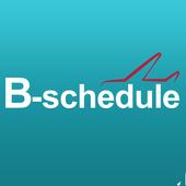 B-schedule icon