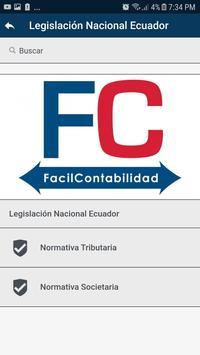 FacilContabilidad.com screenshot 1