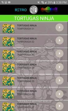 Tortugas Ninja Serie TV screenshot 1
