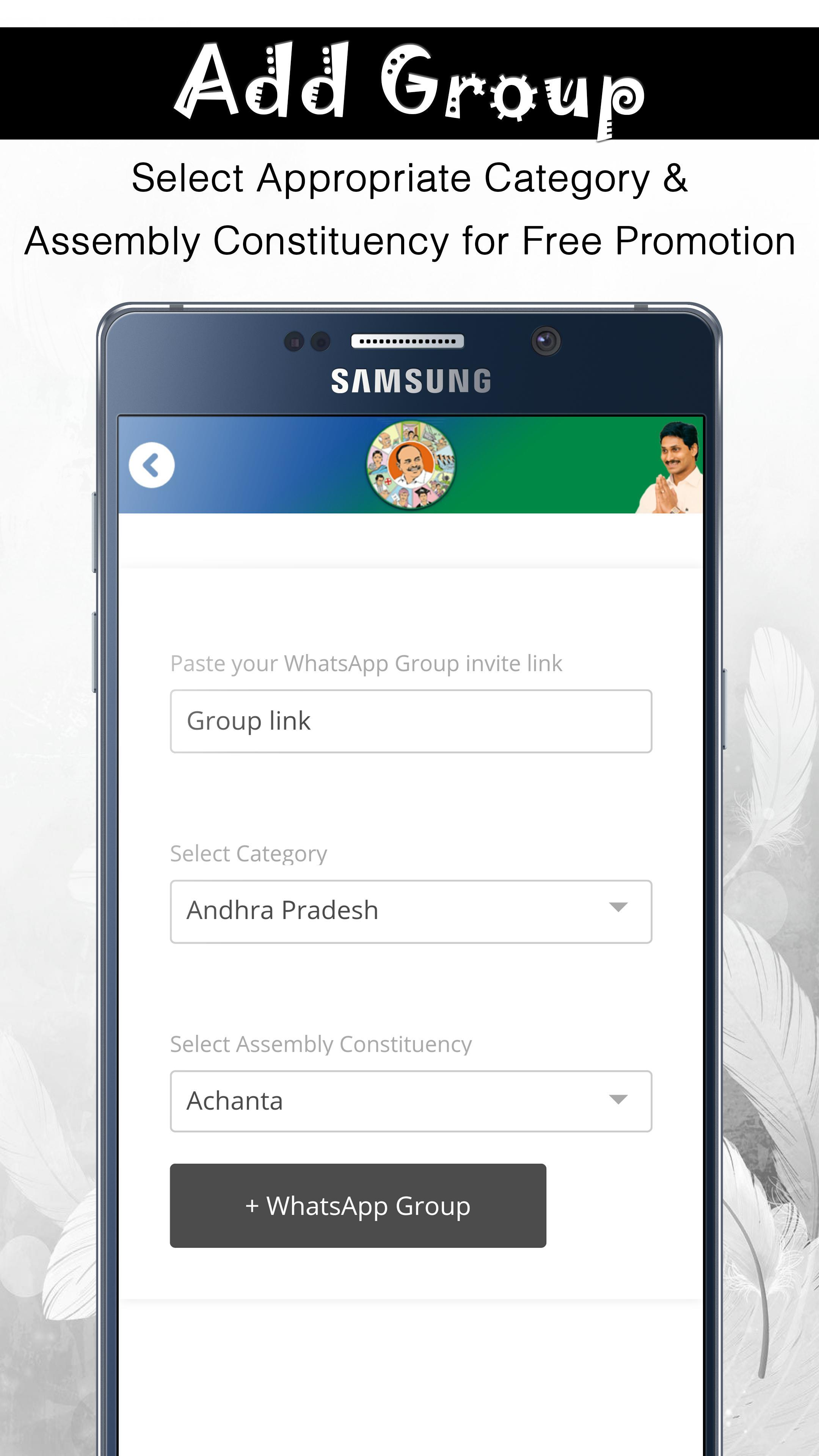 YSRCP Groups for WhatsApp for Android - APK Download