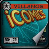 Villains Comic icon