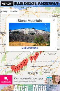 Blue Ridge Parkway Guide screenshot 2