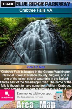 Blue Ridge Parkway Guide screenshot 7