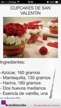 Recetas CupCakes screenshot 3