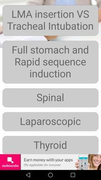Anesthesia Pre-Op screenshot 2
