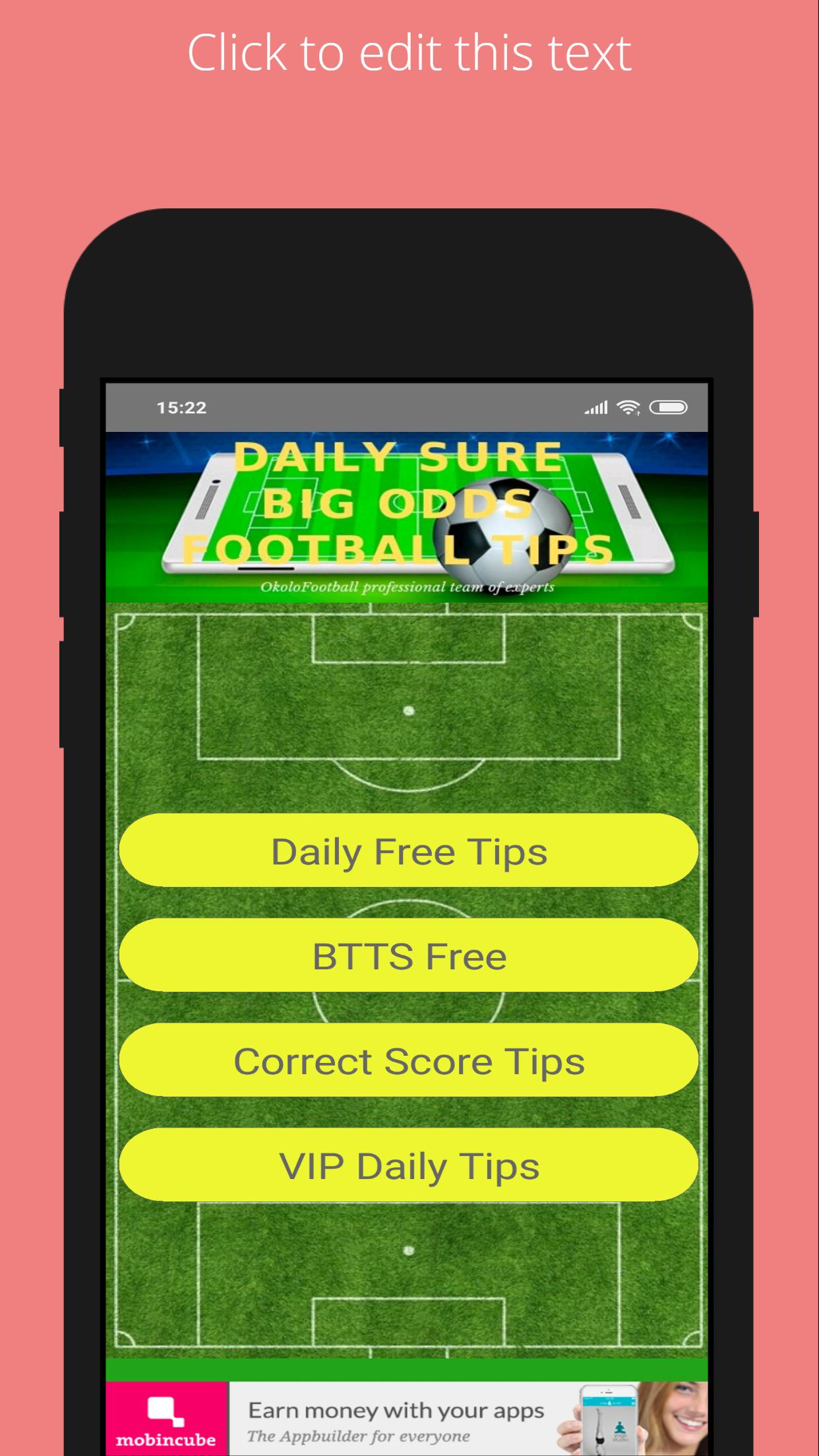 Best sure bets on btts betting on football 101 for kids