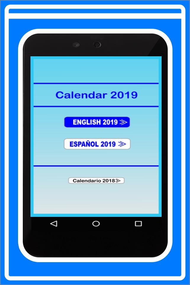 Calendario 2019 English.Panama 2019 Calendar Holidays For Android Apk Download