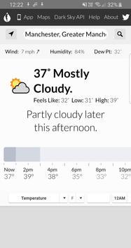 Combined Weather screenshot 1