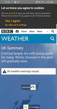 Combined Weather screenshot 2