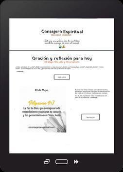 Consejero Espiritual Ekran Görüntüsü 6