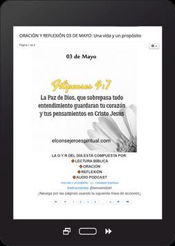 Consejero Espiritual Ekran Görüntüsü 7